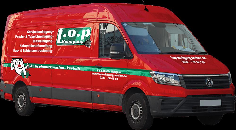 t.o.p. Reinigung GmbH aus Aachen Fahrzeug